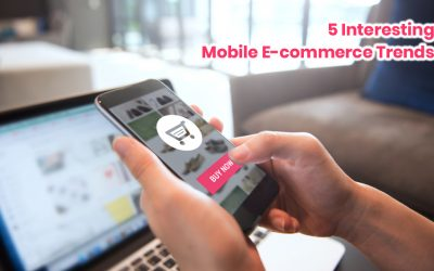 5 Interesting mobile E-commerce trends