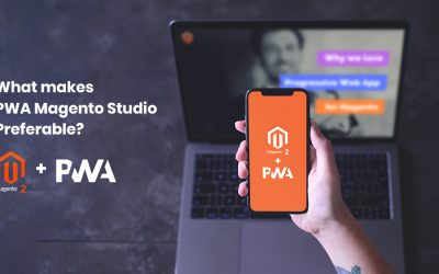 What makes PWA Magento studio preferable?
