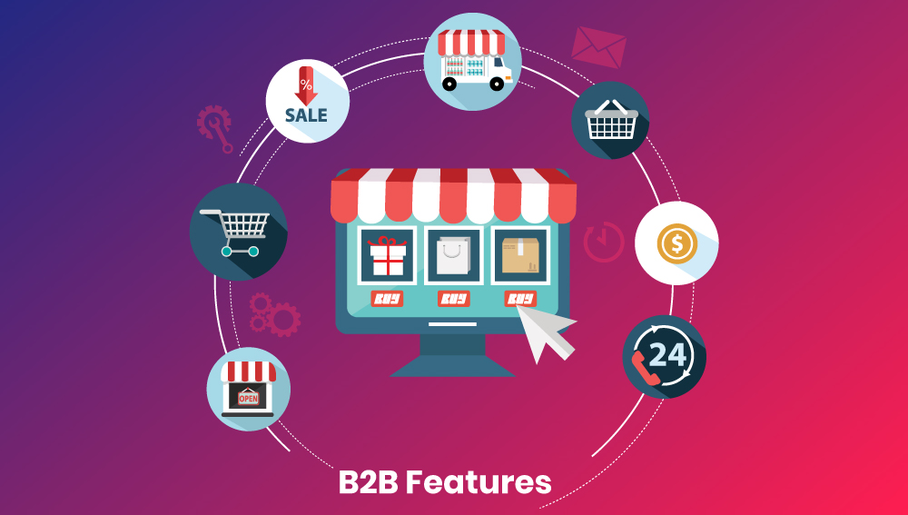 B2B Features