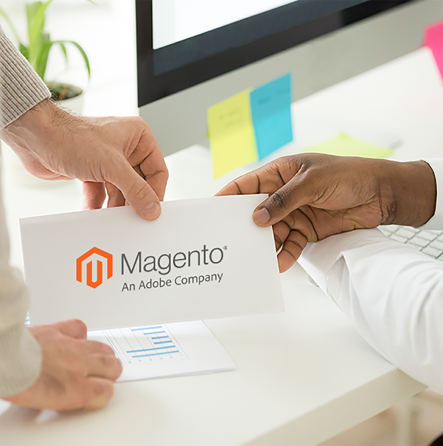 Benefit of Magento