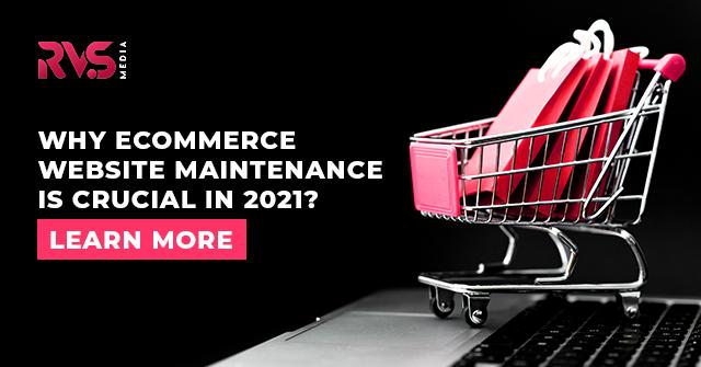Ecommerce Maintenance