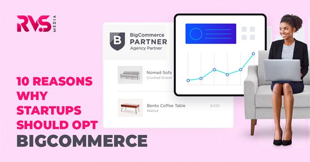 10 Reasons Why Startups Should Opt BigCommerce