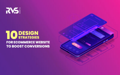 10 Design Strategies For eCommerce Website To Boost Conversions