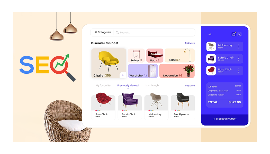 SEO Important For Your Furniture Store