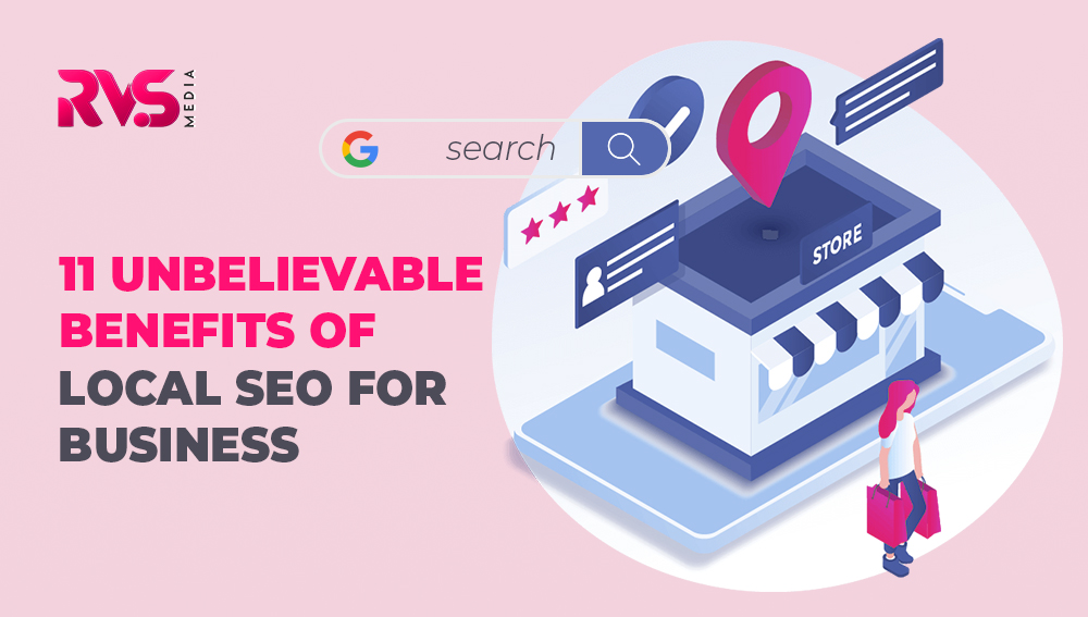 Benefits of Local SEO for Business
