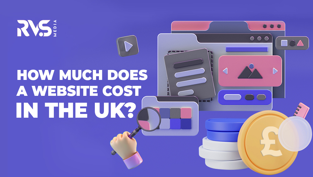 Website Cost in the UK