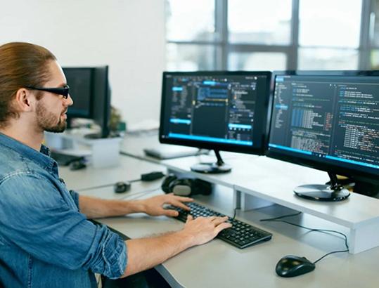Web development services - RVS Media