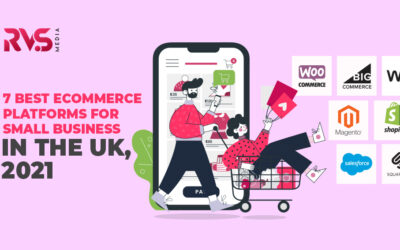 7 Best Ecommerce Platforms For Small Businesses in the UK